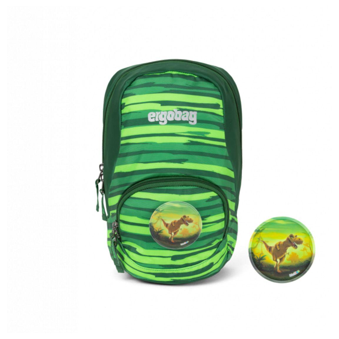 Ergobag Kinder Rucksack ease Small 6l Dschungel ERG/MIS/001/9Z9
