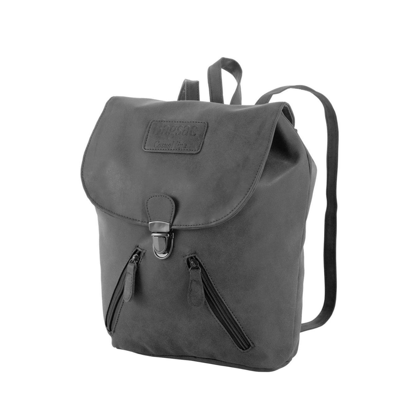 Bagsac Damenrucksack S25 dunkelgrau